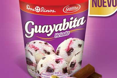 Helado Guayabita saldrá a la venta la próxima semana