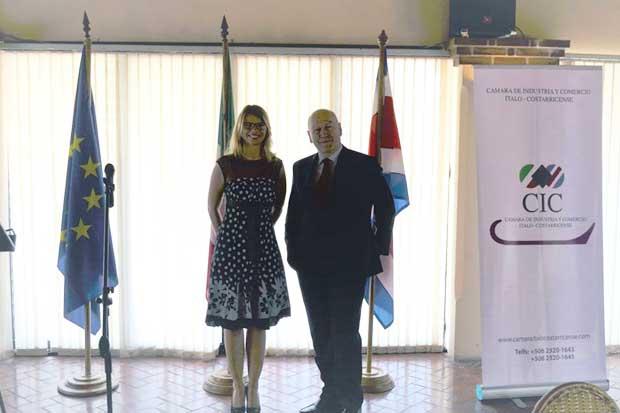 Cámara de Comercio Italo-Costarricense relanzará funciones