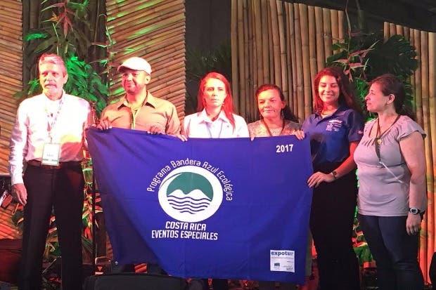 Expotur afianza compromiso ambiental con Bandera Azul y carbono neutral