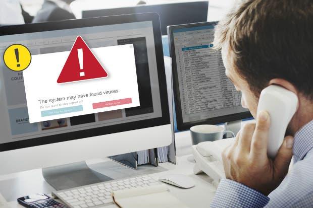 Ataque informático mundial WannaCry no reporta victimas en el país