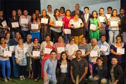 TEC y Grupo Britt capacitan a emprendedores en Guanacaste
