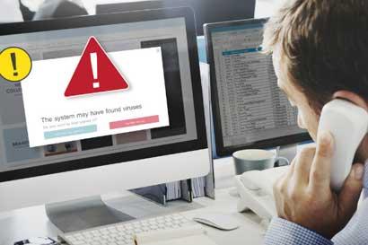 Ciberataque afecta a 75 mil computadoras en 99 países