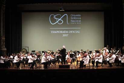 Orquesta Sinfónica Nacional busca nuevos integrantes
