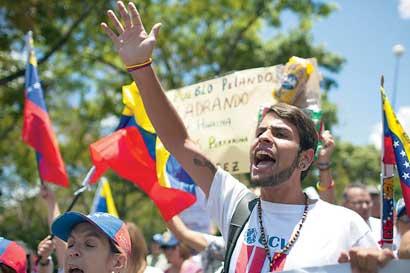Reunión de cancilleres de la OEA sobre Venezuela será el 31 de mayo