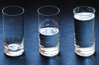 Escazú no contará hoy con agua