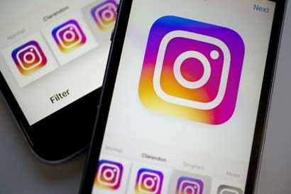 Instagram agregó máscaras igual que Snapchat