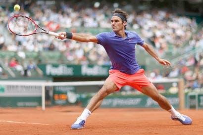 Federer da vía libre a Nadal en Roland Garros