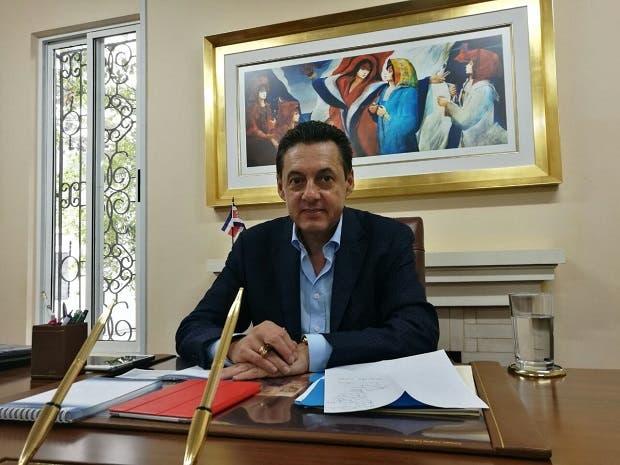 Álvarez Desanti pide darles mayores armas a las autoridades judiciales