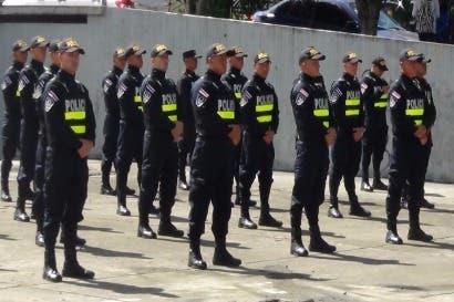 Oficiales en formación policial brindarán apoyo en seguridad ciudadana
