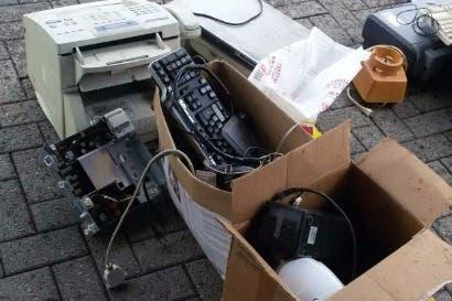 La Curacao inicia programa para recolección de residuos electrónicos