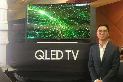 Samsung inicia la venta de pantallas con tecnología Quantum Dot