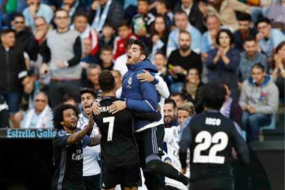 Real Madrid a solo un punto del título en España