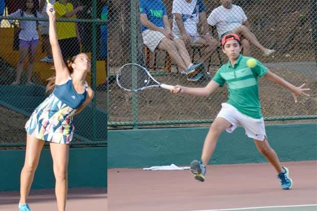 Jóvenes vivirán experiencia del tenis profesional