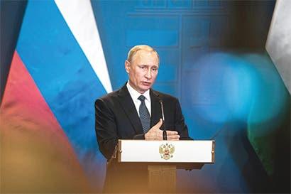 Putin ofrece a EE.UU. transcripción de conversaciones con Lavrov