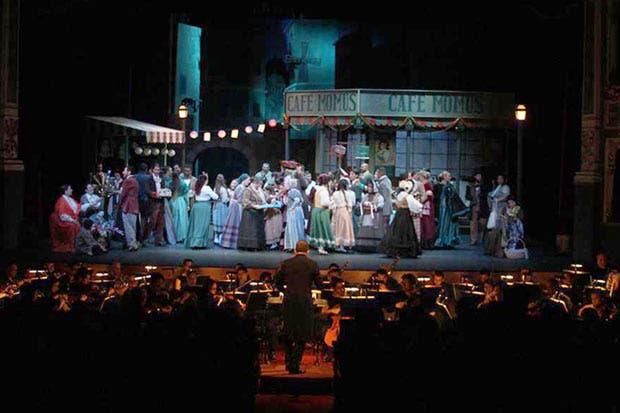 """""""La traviata"""" ya tiene su elenco"""