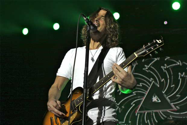 Así reaccionan músicos ante sorpresiva muerte de Chris Cornell