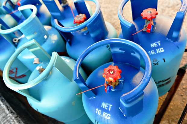 Menos cilindros de gas presentan fugas, según Aresep