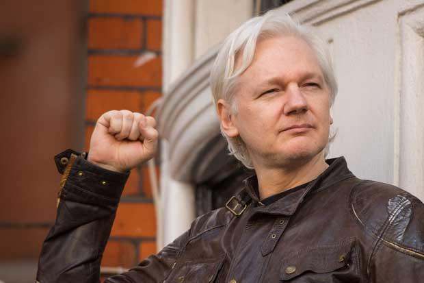 """Assange habla de """"importante victoria"""" pero denuncia injusticias"""
