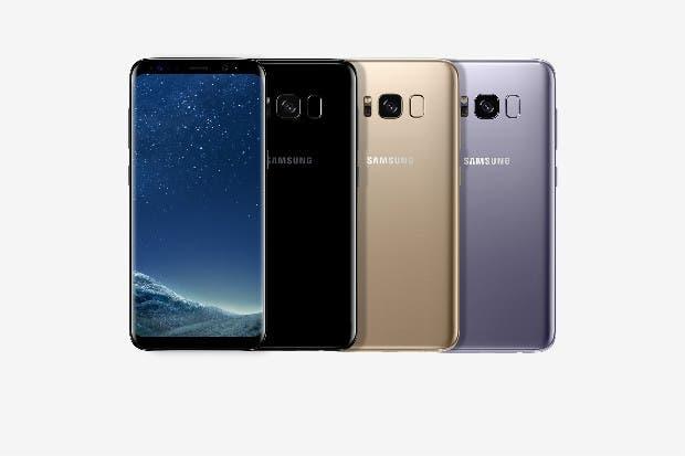 Galaxy S8 y S8+ superan récord de venta de Samsung en el país