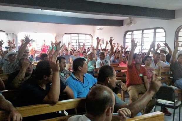 Productores destituyen a presidente de Conarroz