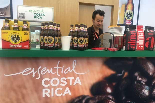 Costa Rica presenta su oferta alimentaria en feria SIAL Shanghái