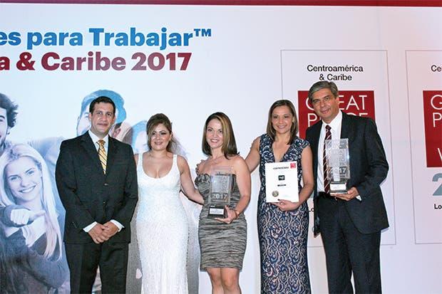 Tigo destaca como mejor empresa regional para trabajar