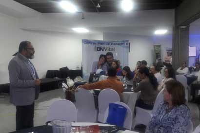 BN Vital expuso soluciones para pensiones