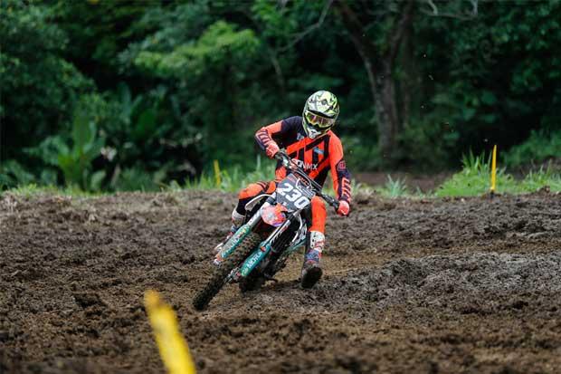 Norteamericanos dominan Campeonato Nacional De Motocross