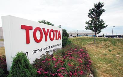 Toyota y Merck se unen a proyecto de red de cadena de bloques