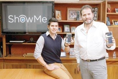 Emprendedores lanzan app que conecta comercios con usuarios
