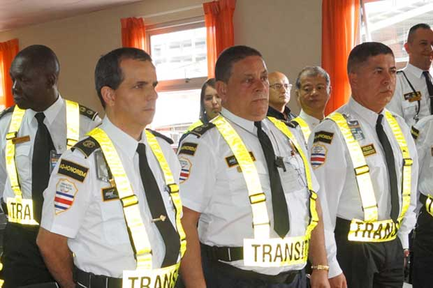 Policía de Tránsito capacitará oficiales voluntarios