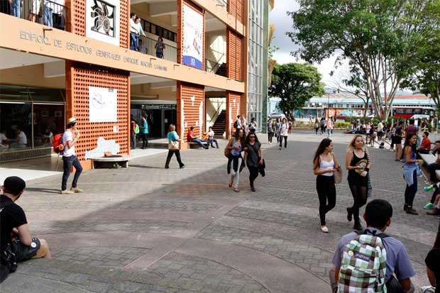 Rectoría acoge peticiones de estudiantes por más seguridad en la UCR