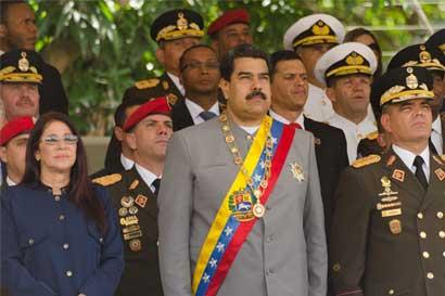 Maduro impulsa Asamblea Constituyente en medio de protestas