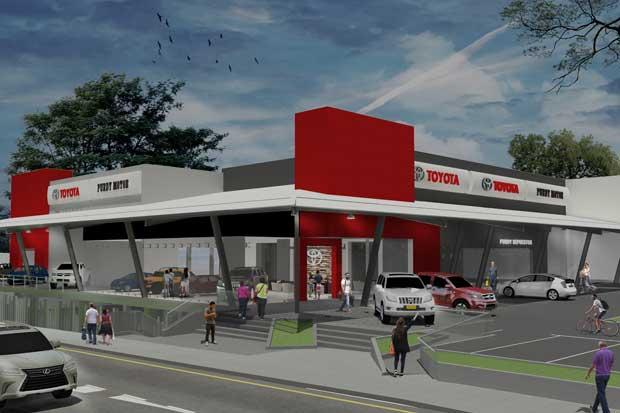Purdy Motor inauguró sucursal en San Carlos