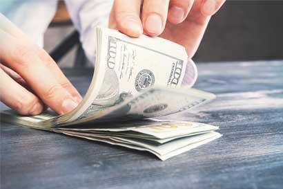Tipo de cambio de Monex sube ¢9 en tres días