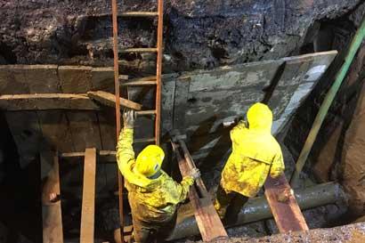 Recope finalizó reparación de poliducto averiado en Moravia