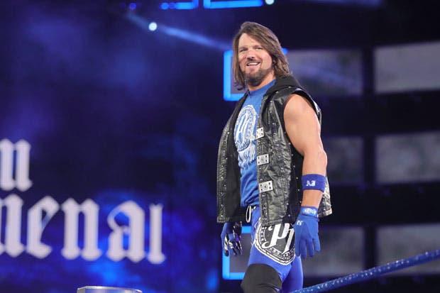 """AJ Styles: """"La WWE entregará su corazón a Costa Rica"""""""