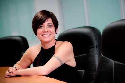 AmCham celebra nombramiento de Hannia Vega como miembro del Consejo de Sutel