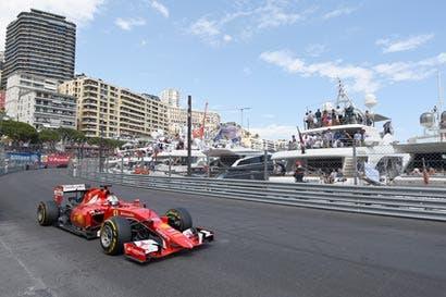 Ferrari no ríe en Montecarlo desde Schumacher