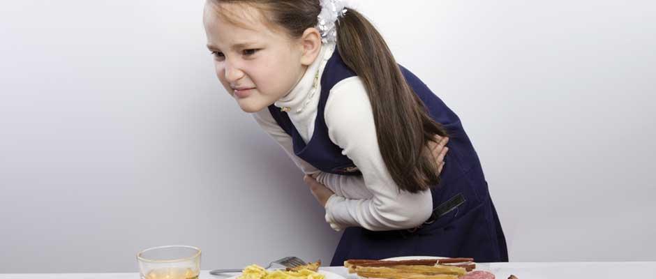 Cuando el gluten hace daño a su niño