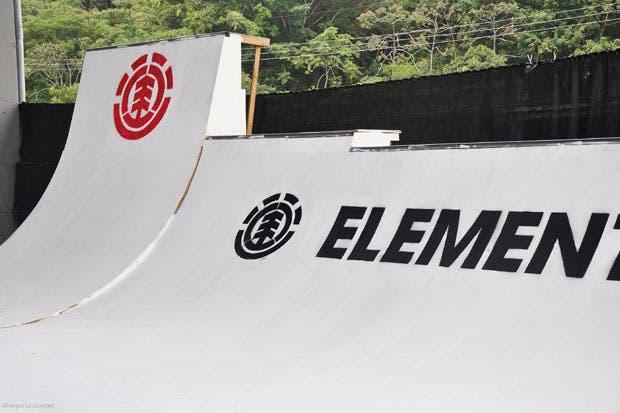 Parque La Libertad albergará primer Element Skate Tour