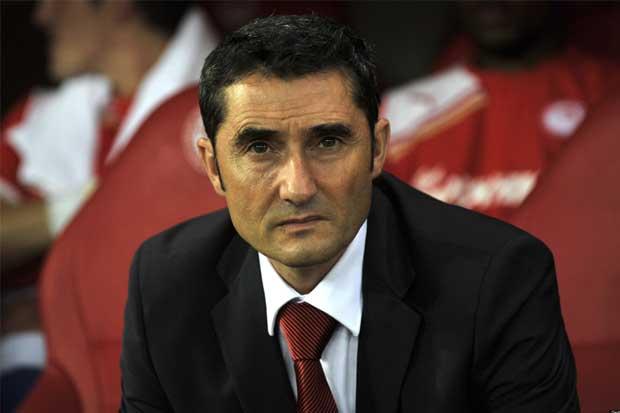 Ernesto Valverde es el nuevo técnico del Barcelona