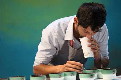 Costarricense busca ser tricampeón mundial de catadores
