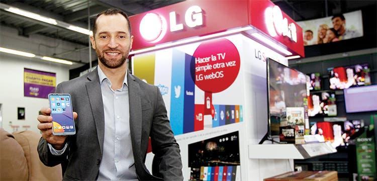 LG deja atrás etapa modular y vuelve al mercado con el G6