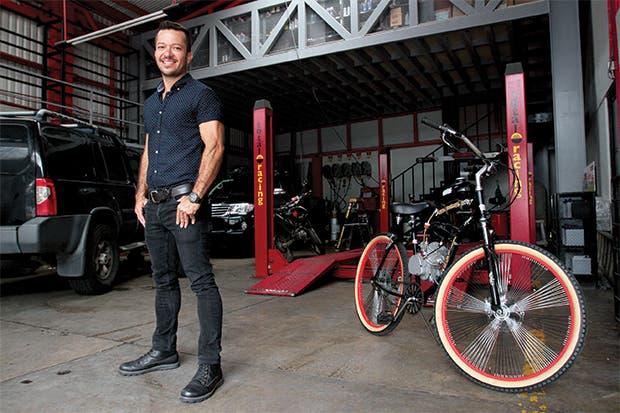 Banana Bikes crea bicicletas con motor