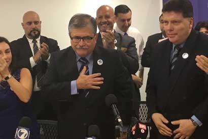 Juan Diego Castro y PIN hacen casa común