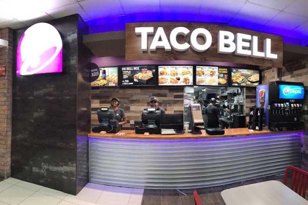 Taco Bell abrió su primer local completamente inclusivo