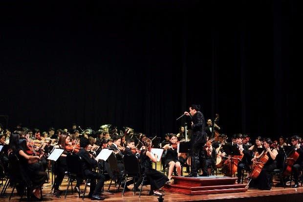El INM celebra su 45 aniversario con más de 500 músicos