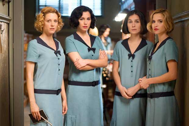 """Netflix confirmó dos temporadas más de """"Las Chicas del Cable"""""""