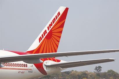 Aerolínea Air India sería privatizada por el Gobierno